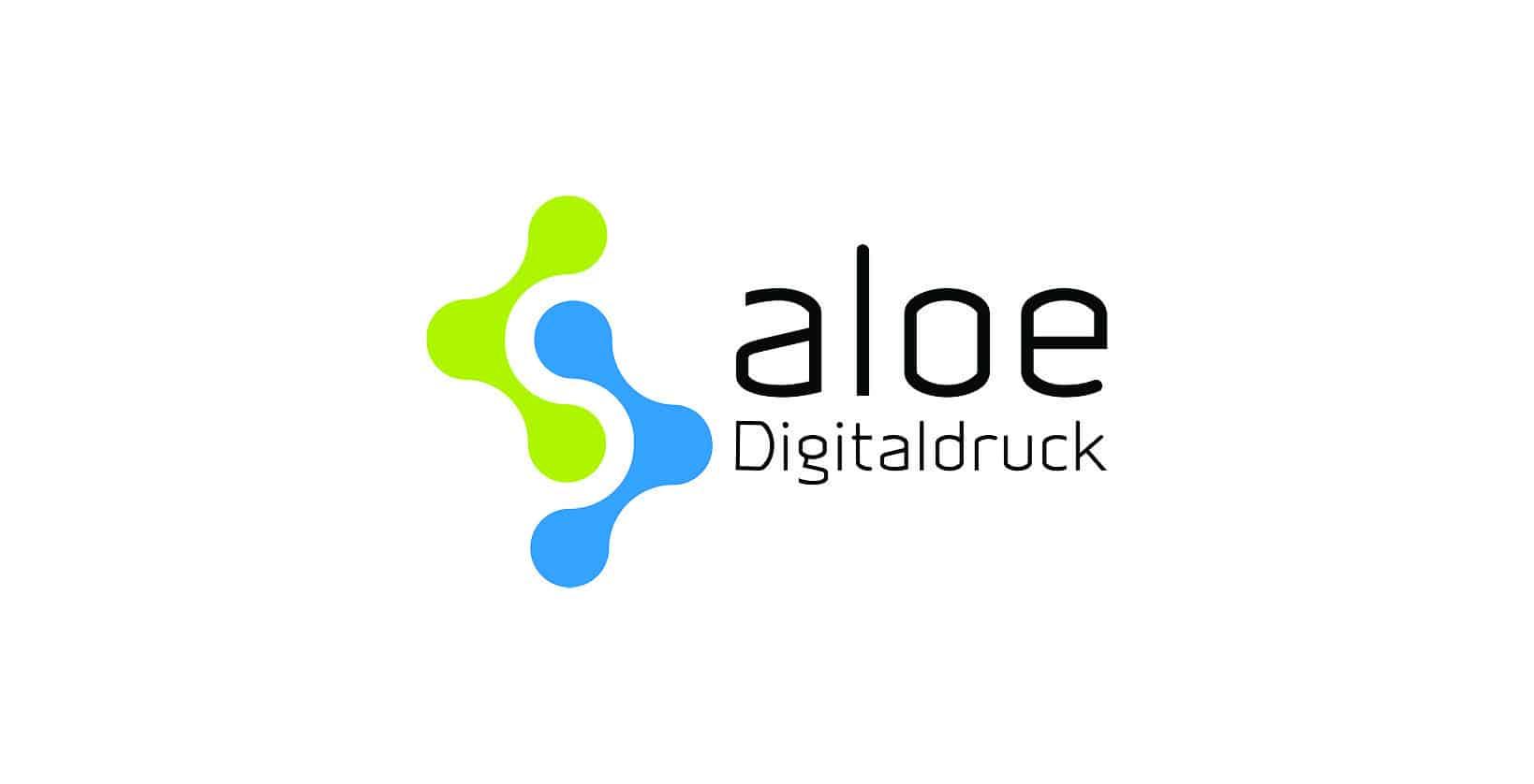 Logo Aloe Digitaldruck
